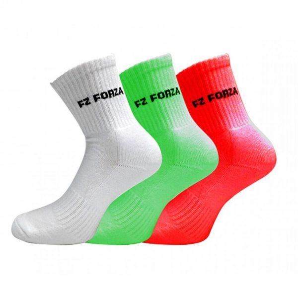 Носки FZ FORZA Comfort Socks Long Multi Colour (3шт.)