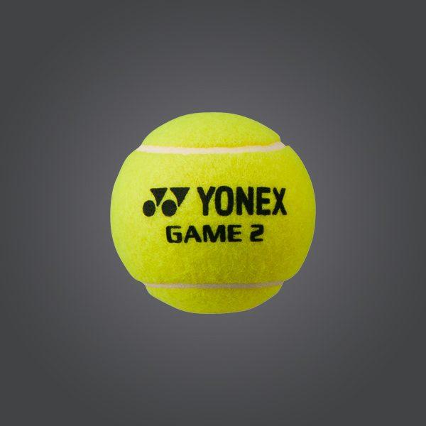 Мячи для большого тенниса YONEX TB GAME 4B (ящик 18 банок)
