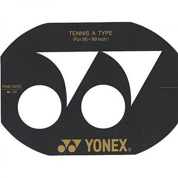 Трафарет для нанесения логотипа на струны Yonex (90-99 sq.in)