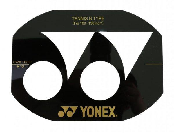 Трафарет для нанесения логотипа на струны Yonex (100-130 sq.in)