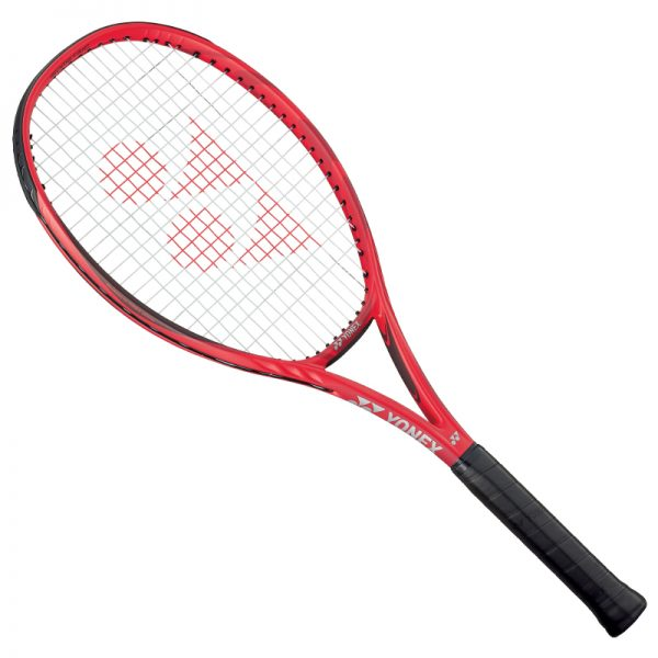 Ракетка Yonex 18 VCORE FEEL (250g, 100 sq.in.) Flame Red