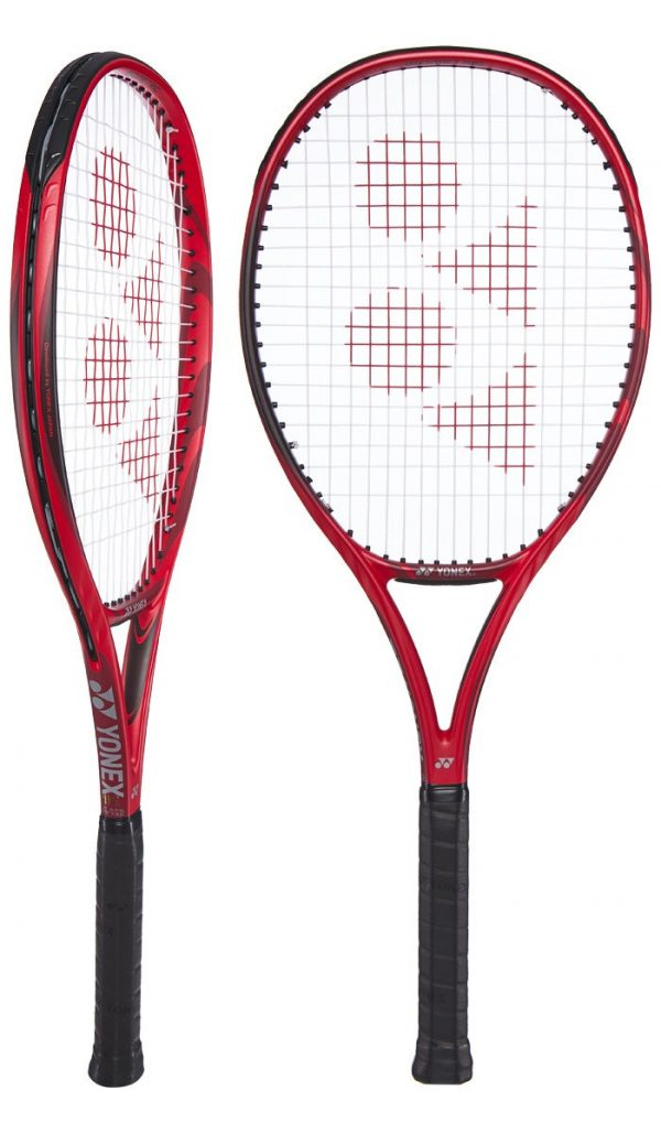 Ракетка Yonex 18 VCORE GAME (270, 100 sq.in.) Flame Red