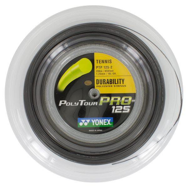 Струны для тенниса Yonex Poly Tour Pro Graphite (200m)