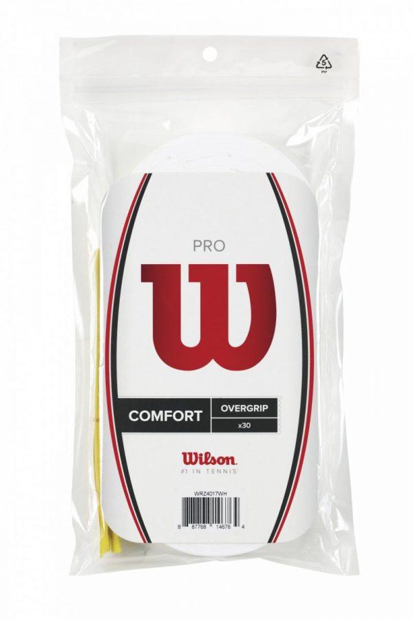 Намотка Pro Overgrip Tennis Grip 30 Pack White