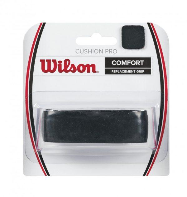 Намотка теннис Wilson CUSHION PRO REPL GRIP BK
