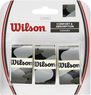 Намотки Wilson CAMO OVERGRIP X3