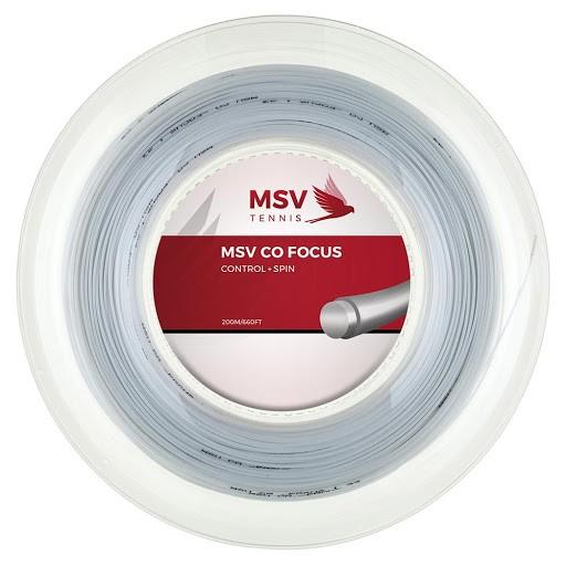 Струны для тенниса MSV CO-FOCUS White