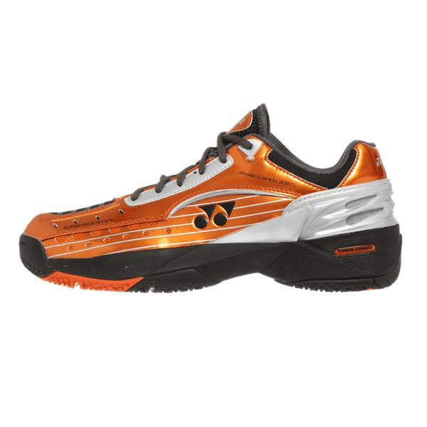 Кроссовки для грунта Yonex SHT-308CL Black/Orange