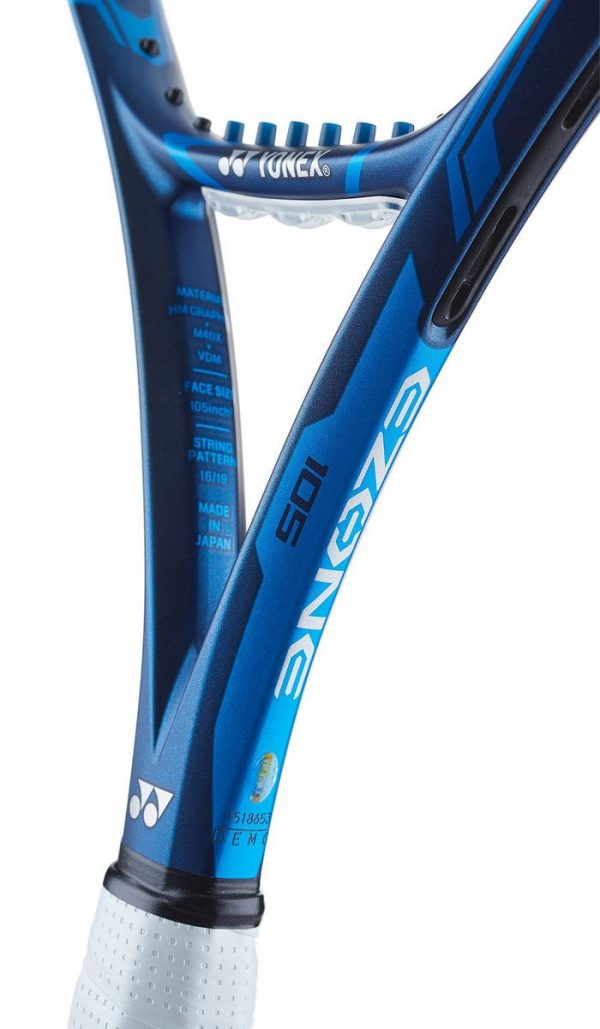 Ракетка Yonex EZONE 105 (275g) Deep Blue 2020