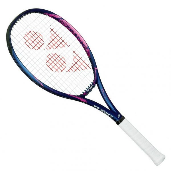 Ракетка Yonex EZONE FEEL (250g) Pink/Blue 2020