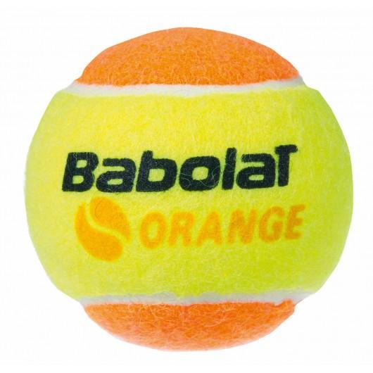 Теннисные мячи Babolat ORANGE X3 (Ящик 24 банки)