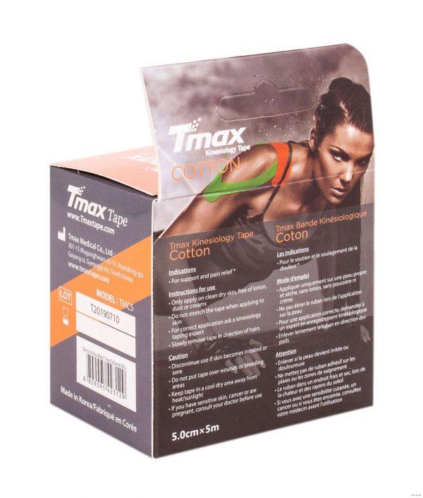 Тейп коттоновый Tmax Extra Sticky (5cm x 5m)