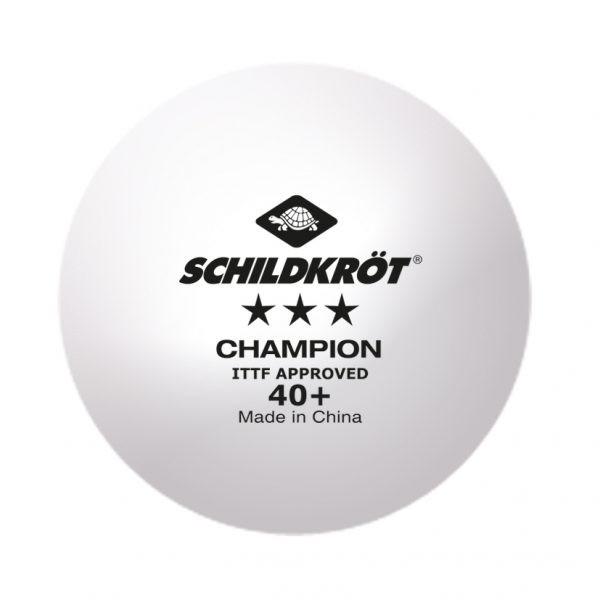 Donic Champion ITTF 3* 40+ (3шт.)