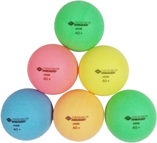 Donic COLOR POPPS (6шт.) Blister