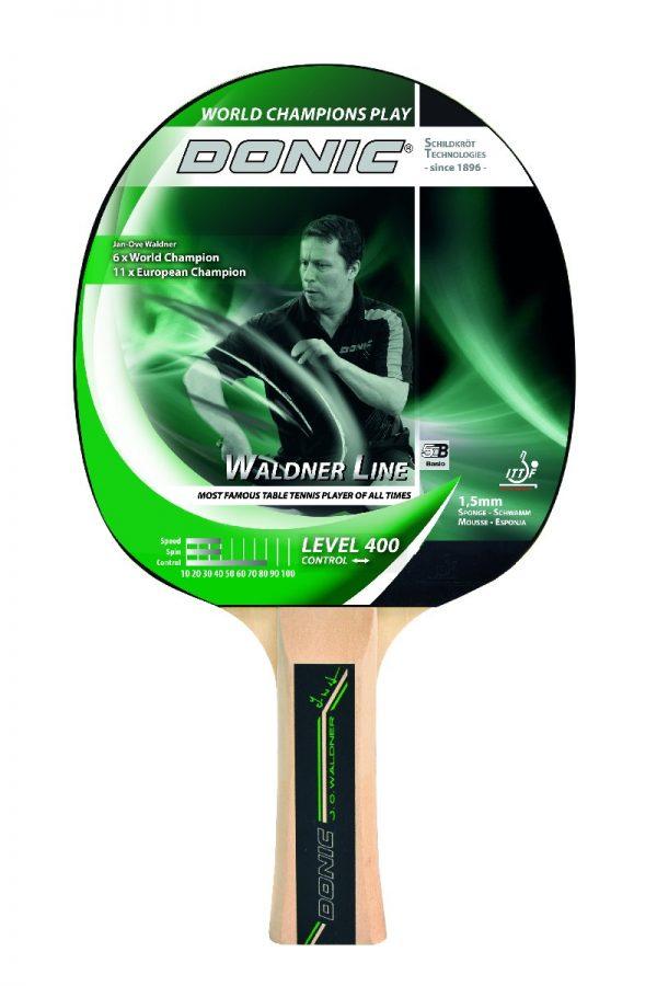 Набор Donic Waldner 400 (2 ракетки без чехлов)