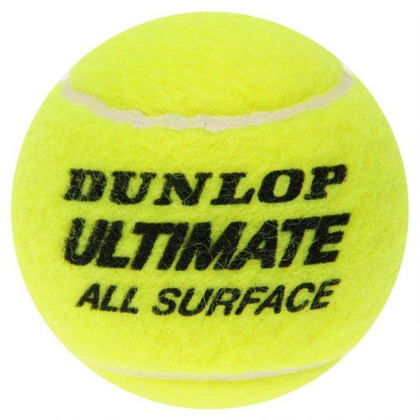 Теннисные мячи DUNLOP Ultimate All Surface X4