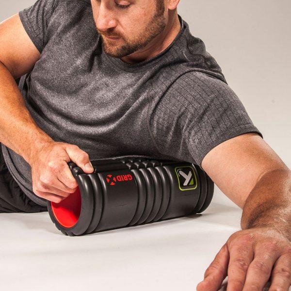 Массажный валик Trigger Point GRID X Foam Roller