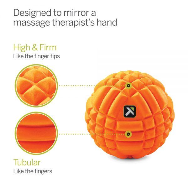 Массажный мячик Trigger Point GRID Ball