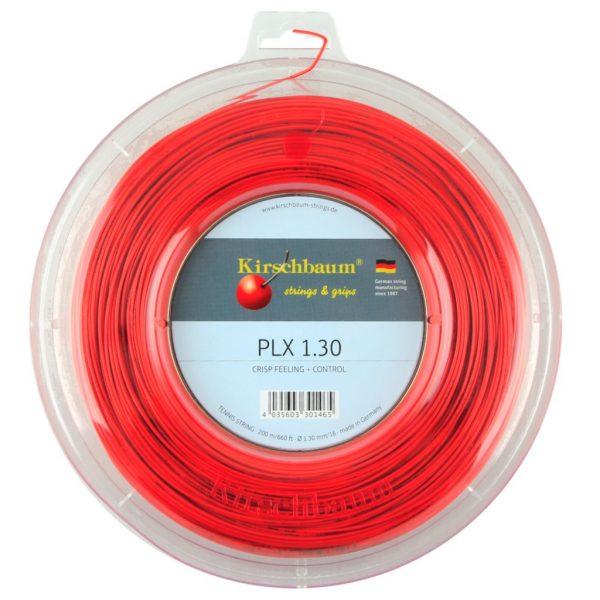 Струны для тенниса Kirschbaum PLX (200m) Red
