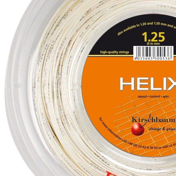 Струны для тенниса Kirschbaum HELIX (200m) White