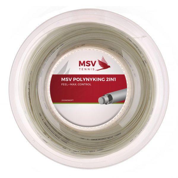 Струны для тенниса MSV PolyNyKing