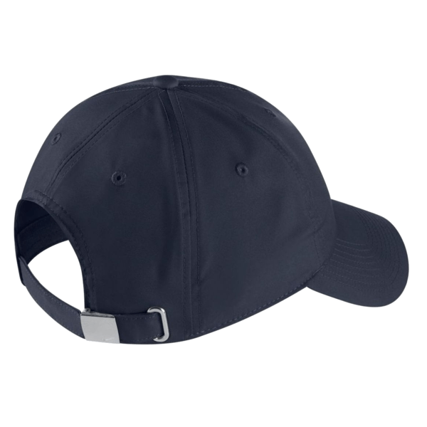 Кепка Nike H86 Cap Metal Swoosh navy blue