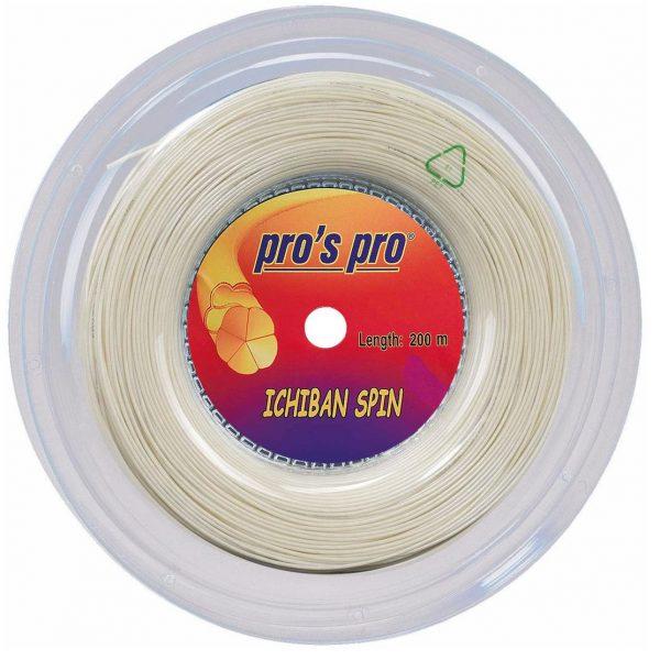Струны для тенниса Pro's Pro ICHIBAN SPIN