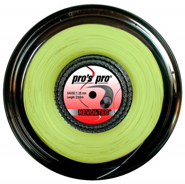 Струны для тенниса Pro's Pro REVOLTEC