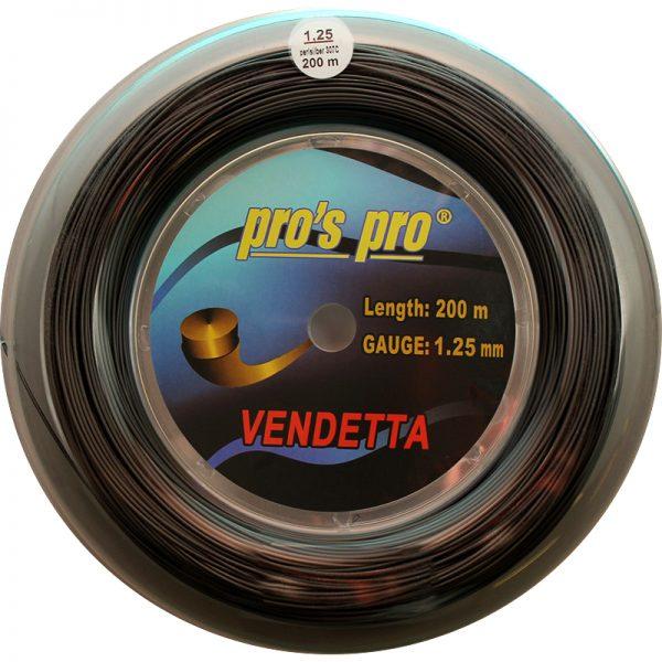 Струны для тенниса Pro's Pro VENDETTA