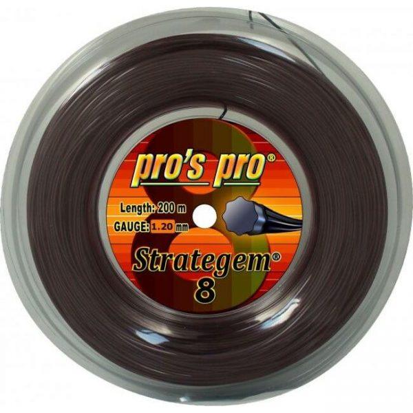 Струна для тенниса Pro's Pro STRATEGEM 8