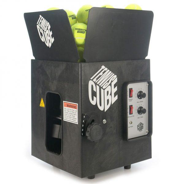 Теннисная пушка Tennis Cube Battery w/oscillation