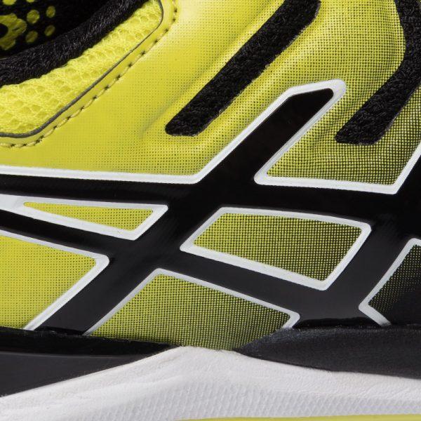 Кроссовки Asics GEL-RESOLUTION 7 Clay black/yellow