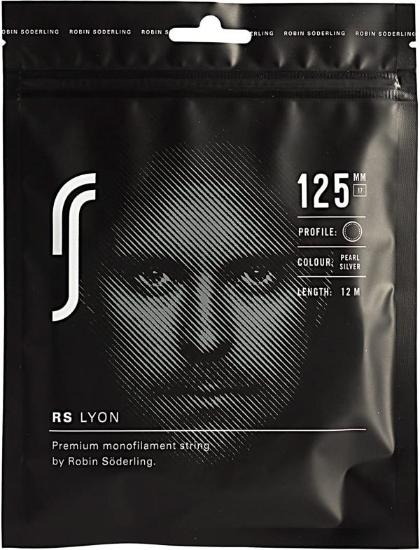 Струны для тенниса Robin Soderling LYON 12 m
