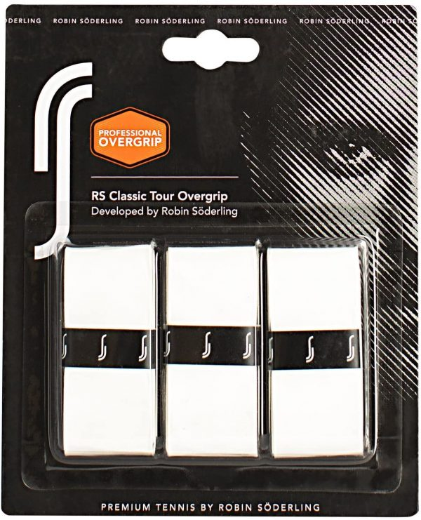 Намотка Robin Soderling CLASSIC TOUR Overgrip 3-pack