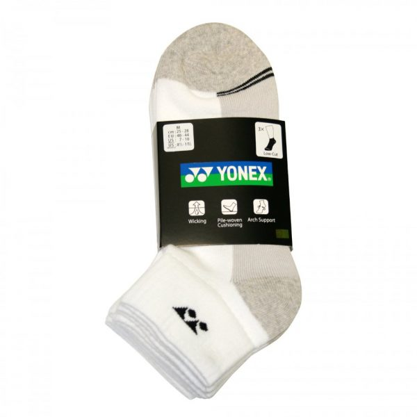 Носки Yonex 19157 Low Cut Socks (3 pcs)