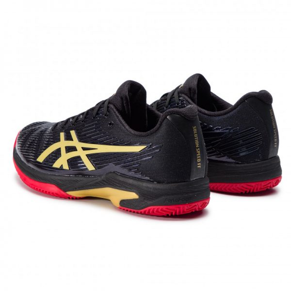 Кроссовки Asics SOLUTION SPEED FF L.E. Clay black/rich gold