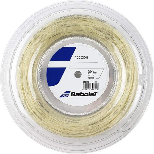 Струны для тенниса Babolat ADDIXION 200M