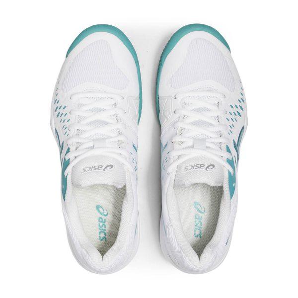 Кроссовки Asics GEL-CHALLENGER 12 Clay white/ocean-blue