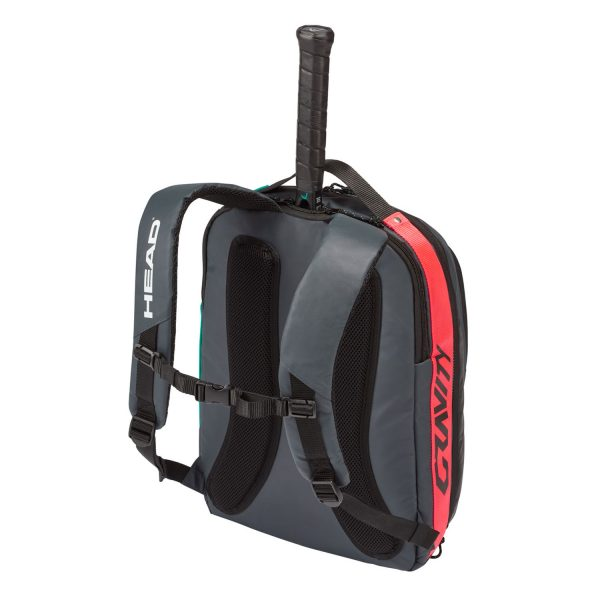 Рюкзак Head Gravity Backpack Black/teal