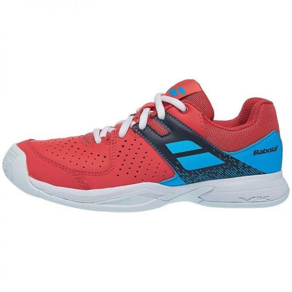 Кроссовки Babolat PULSION All Court Pink/Sky Blue
