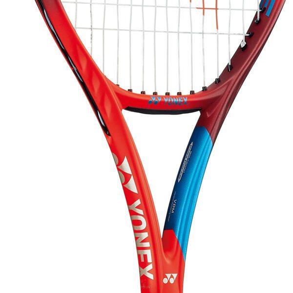 Ракетка Yonex 21 Vcore 98 (305g) Tango Red