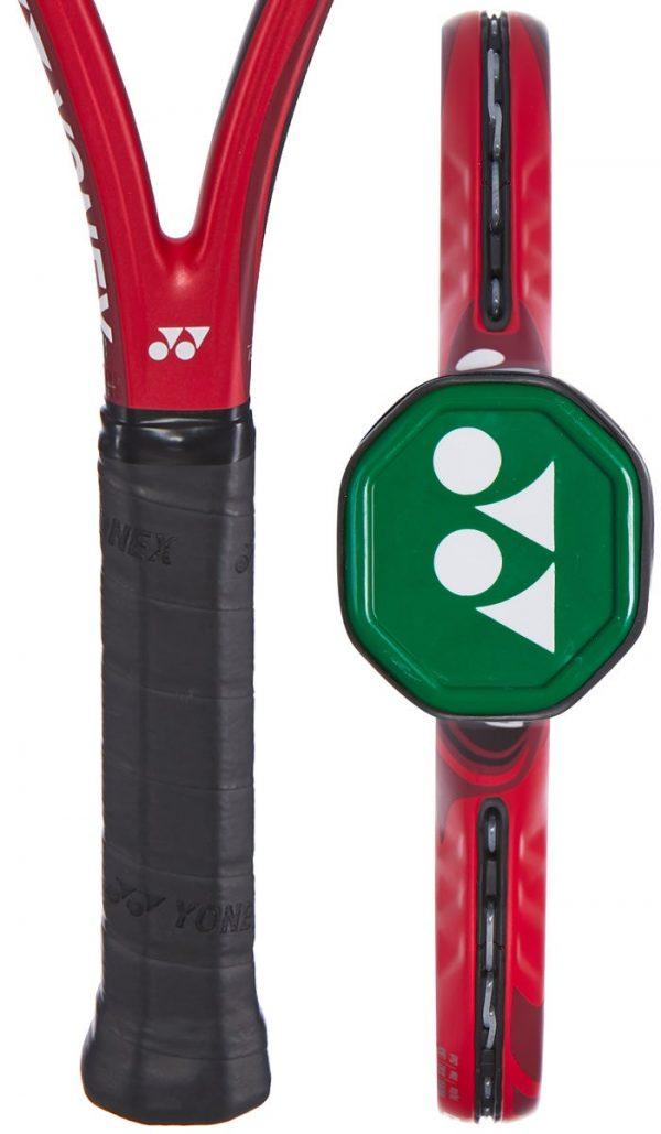 Ракетка Yonex 21 Vcore 25 Junior Graphite (240g)Tango Red