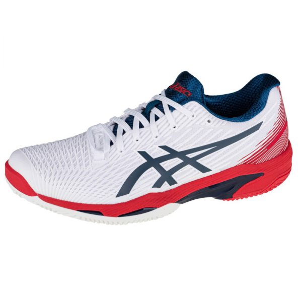 Кроссовки Asics SOLUTION SPEED FF 2 Clay White/Navy/Red