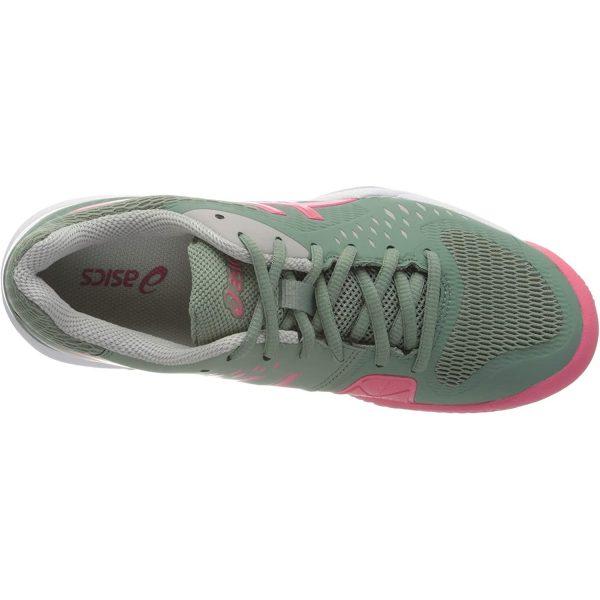 Кроссовки Asics GEL-CHALLENGER 12 Clay Grey / Pink